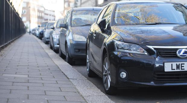The Scottish Police Federation has raised concerns about the impact of proposals for a workplace parking levy (PA)