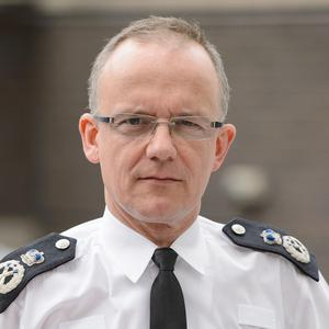 """Assistant Commissioner Mark Rowley acknowledged Scotland Yard's sex crime squad was a """"massively pressurised area"""""""