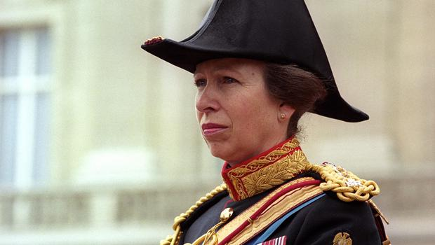 The Princess Royal is taking part in an event to mark the 200th anniversary of Waterloo