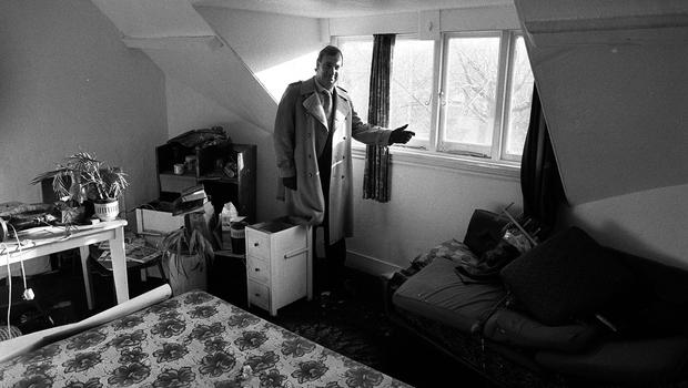 Nilsen's flat in Cranley Gardens, Muswell Hill, was the scene of his shocking crimes (PA)