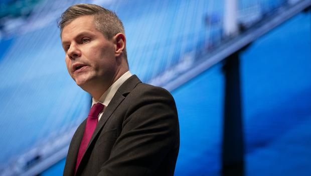 It is 'difficult' to see how Derek Mackay can continue as an MSP, Keith Brown has said (Jane Barlow/PA)
