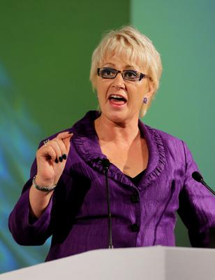Ukip MEP Jane Collins at the 2014 conference