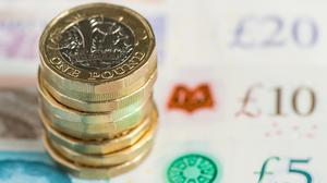 The rate of Consumer Price Index inflation decreased to 1.5% in March, the ONS said (Dominic Lipinski/PA)