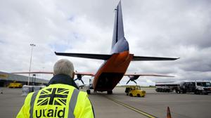 Prime Minister Boris Johnson is being warned against any possible cut in international aid spending. (Simon Cooper/PA)