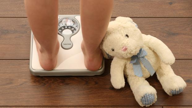 "Data shows that children deemed as being in the overweight category aged seven were ""slowly creeping"" in to the obese category by the time they were 11, experts say"