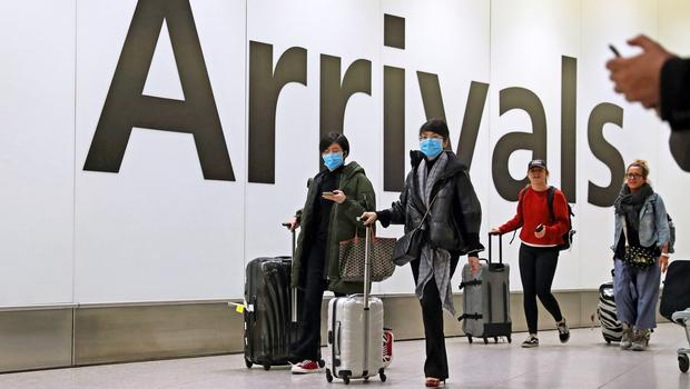Britons in the coronavirus-hit Chinese province of Hubei could be flown home as early as Thursday (Steve Parsons/PA)