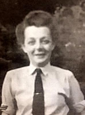 Rosemary Martin, now 98, was 19 when she joined the Women's Auxiliary Air Force (WAAF) (Handout/PA)