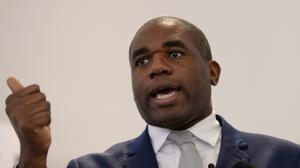 Labour MP David Lammy (Stefan Rousseau/PA)