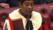 Baroness Doreen Lawrence, the mother of murdered black teenager Stephen Lawrence, is campaigning against cuts to legal aid