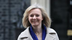 International Trade Secretary Liz Truss (Stefan Rousseau/PA)