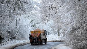 Northern Ireland's roads are set to be salted on Tuesday evening.