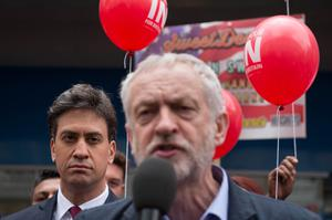 Ed Miliband called for his immediate successor Jeremy Corbyn to resign in the wake of the 2016 referendum result (Stefan Rousseau/PA)