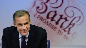"""Mark Carney has made a plea for """"fundamental change"""" in the banking sector"""