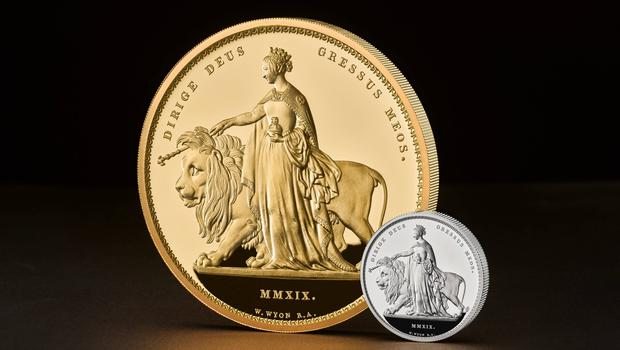 There is only one of the special collection coins available (Royal Mint / PA)