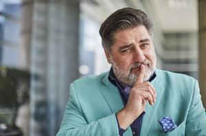Autralian MasterChef judge Matt Preston (Rob Lawson/World Class /PA)