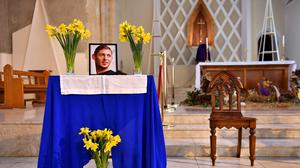Emiliano Sala died when when an aircraft he was travelling in plunged into the Channel on January 21 2019 (Jacob King/PA)