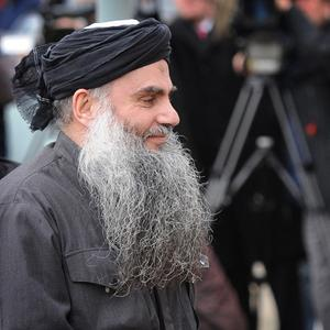 The family of Abu Qatada has followed him out of the UK, reports say