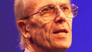 Lord Tebbit was critical of the Prime Minister's handling of the EU issue