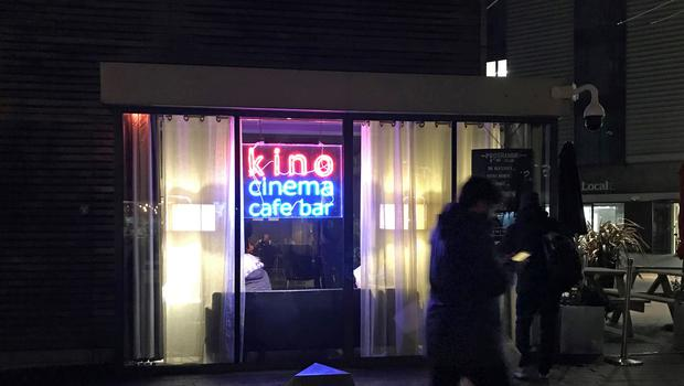 The Kino Bermondsey cinema where the documentary The Man Who Shouldn't Be King was launched (PA)