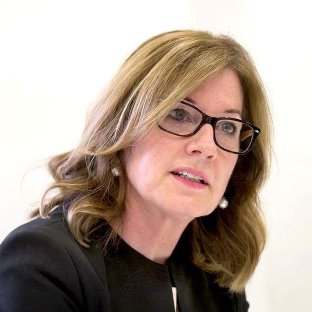 Information Commissioner Elizabeth Denham will highlight the importance of the code during a talk (ICO/PA)