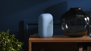 Google has decided to reveal its new speaker following a leak (Google/PA)
