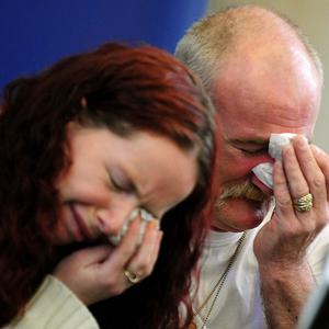 Mick and Mairead Philpott face sentencing at Nottingham Crown Court