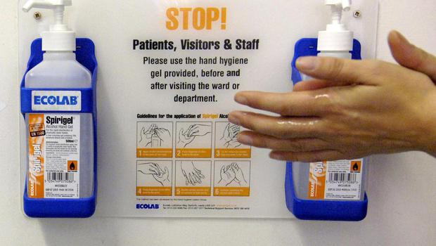 The study aims to point out the difference between cleanliness and good hygiene (Tim Ireland/PA)