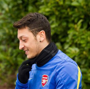 Mesut Ozil joined Arsenal for a club record fee from Real Madrid