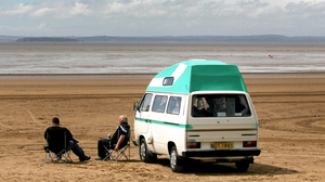 'Don't, whatever you do, imagine that one day soon you can park your campervan on the sunlit uplands.'