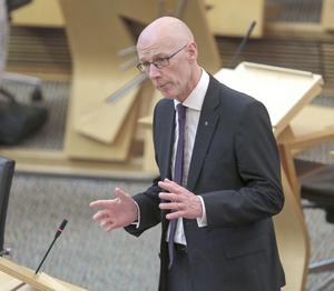 Deputy First Minister John Swinney said the privilege will not be waived (Fraser Bremner/Scottish Daily Mail/PA)