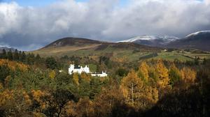 The ScotWays charity is encouraging people to record their everyday journeys to plot against a virtual route from Forfar to Blair Atholl (Jane Barlow/PA)