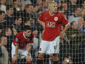 It seems some Korean football fans did not think Alan Smith was good enough to play for Manchester United (Sean Dempsey/PA)