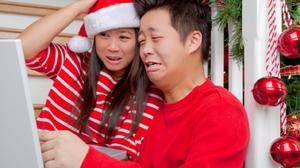 Some cling to Christmas (Getty Images)