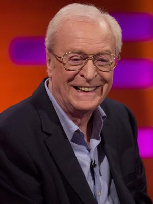Famous Michaels include Sir Michael Caine (Isabel Infantes/PA)