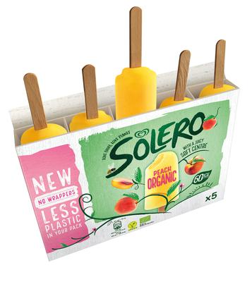 Younger people are also far less likely to say that a Solero is an ice lolly (Unilever)