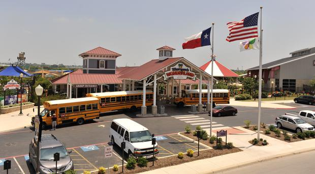 The Texas theme park is the first of its kind (Morgan's Wonderland/PA)