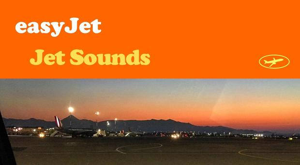 The album contains the 'soothing' sounds of jet engines (EasyJet/PA)