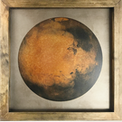 The Mars artwork