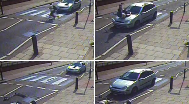 Clacton hit-and-run