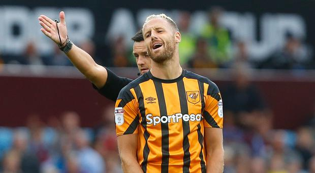 Hull City's David Meyler