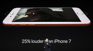 The iPhone 8 is launched