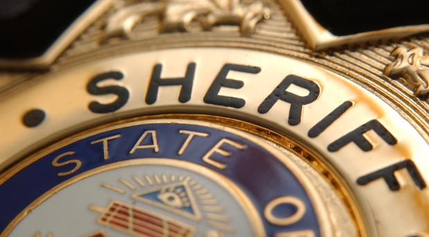 A deputy sheriff badge ((NoahBryant/Getty Images)