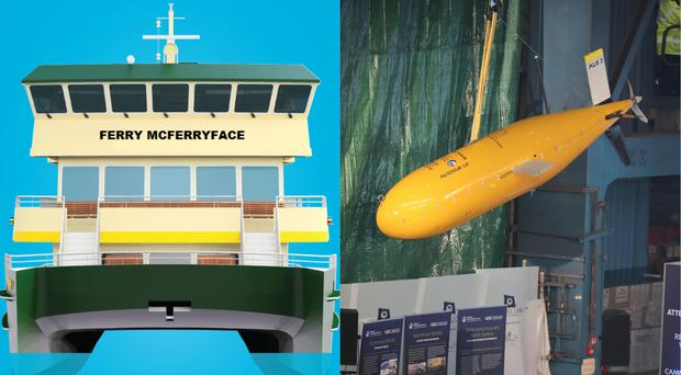 New Sydney ferry to be named Ferry McFerryface