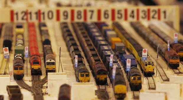 A 71-mile model railway in Scotland is set to become the biggest in