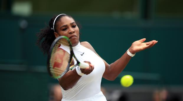 Serena Williams File Photo