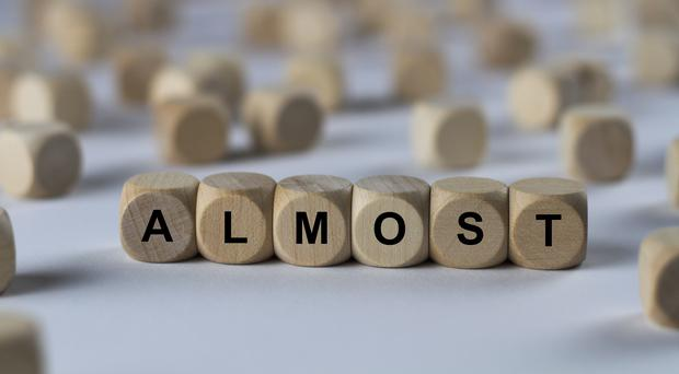 Reddit asked users to use the word 'almost' (domoskanonos/Getty Images)