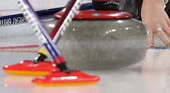 Eve Muirhead's trigger finger deserted her as Great Britain's curling team were defeated 10-5 by Sweden in their Olympic semi-final at the Gangneung Ice Arena
