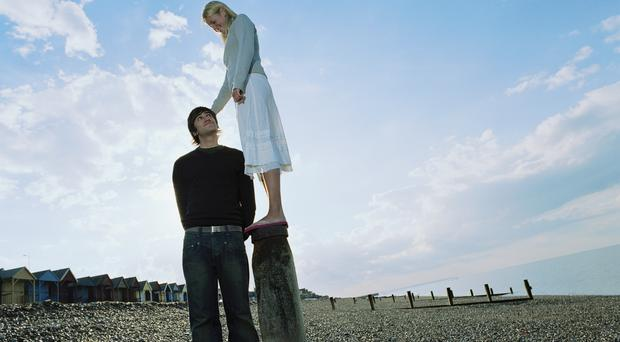 Small things that irritate tall people (Digital Vision/Getty Images