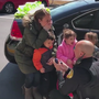 The couple got engaged during Community Helpers Week (Duluth Police Department)