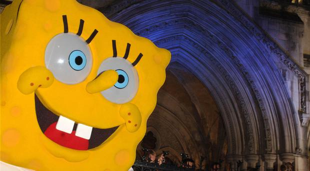 Spongebob Squarepants has become a way for internet users to express a diverse range of thoughts and feelings (Joel Ryan/PA)
